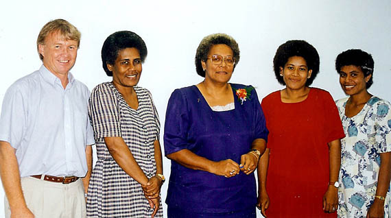 WOSED Women's Microfinance Scheme, Fiji